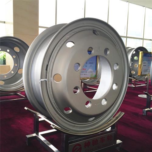 8.5-20 Truck Tube Steel Wheel Rim