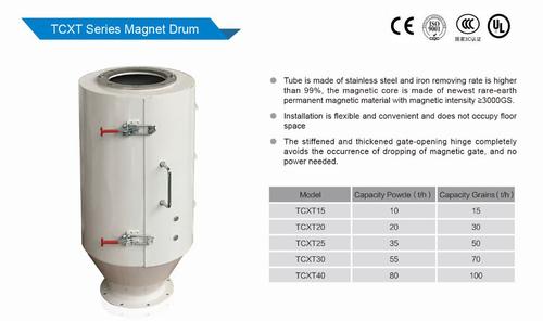 Tcxt Series Magnet Drum
