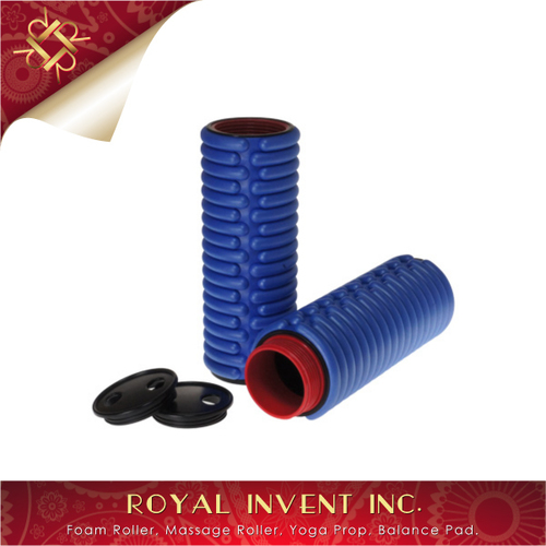 Two-stage Long Hollow Massage Foam Roller