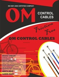 Bicycle Brake Cable Ladies Set
