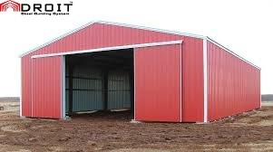 Industrial Shed