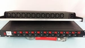 Main Distribution Unit with On/Off Switch