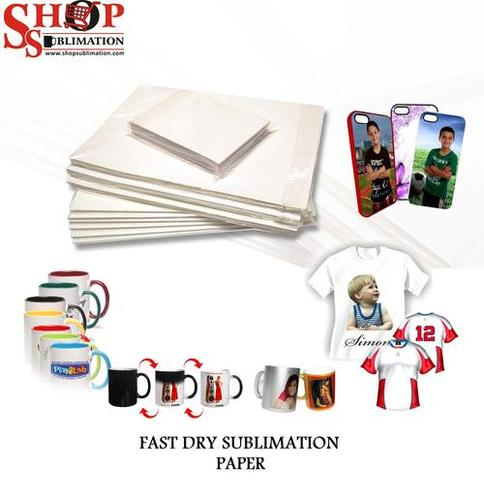 Fast Dry Sublimation Paper