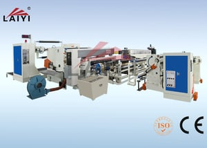 1250mm Cloth Duct Tape Extrusion Coating Machines