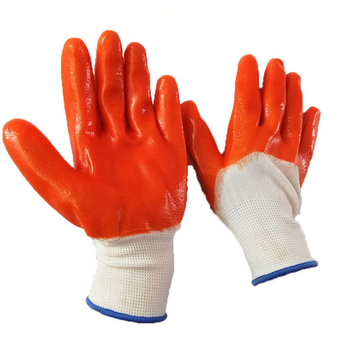 Industrial PVC Coated Work Gloves