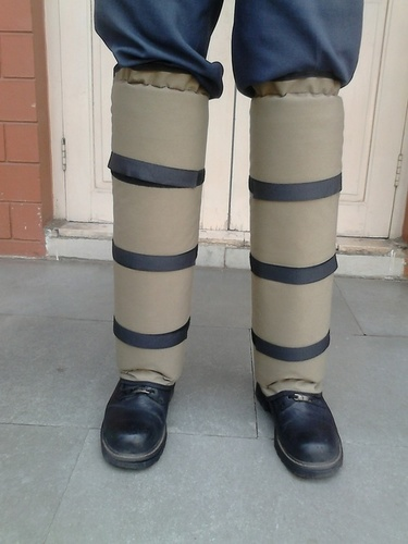 Snake Safety Leg Guard