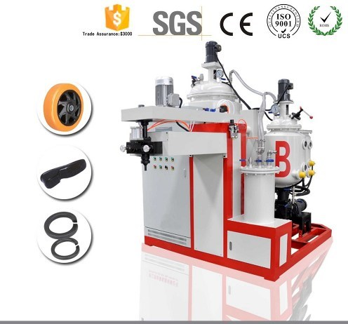 Pu Elastomer Vacuum Casting Machine