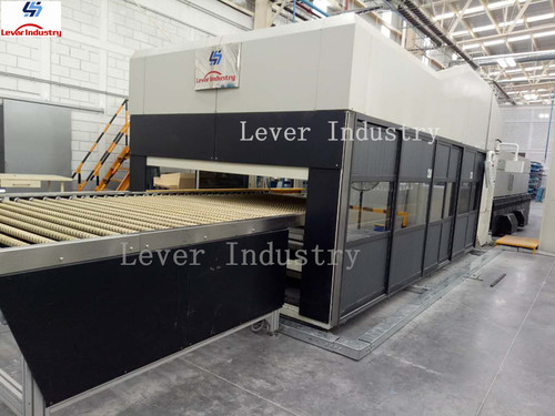 Glass Tempering Furnace for Automotive Rear Glass