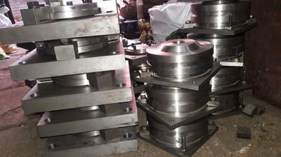 Stainless Steel Turned Parts