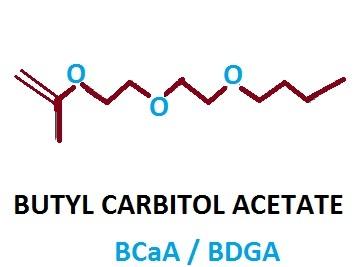 Butyl Carbitol Acetate (Bcaa/Bdga)