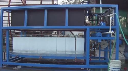 Efficient Block Ice Machine