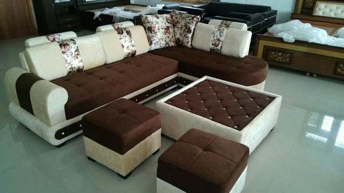 Designer Sofa with Cushion