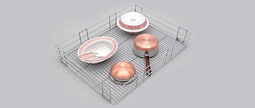 Large Utensils Basket