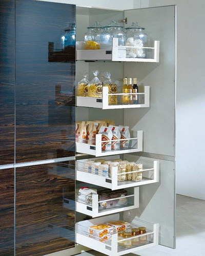 Mini Pantry Pull-Out
