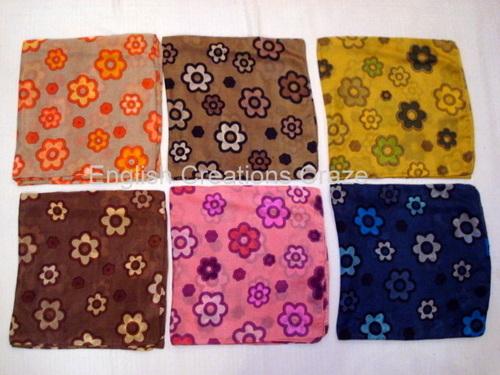 Dyeing Silk Scarves