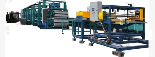 Continuous Pu Laminating Machine For Pu Sandwich Panel