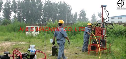 HD-30 Man Portable Drilling Rig