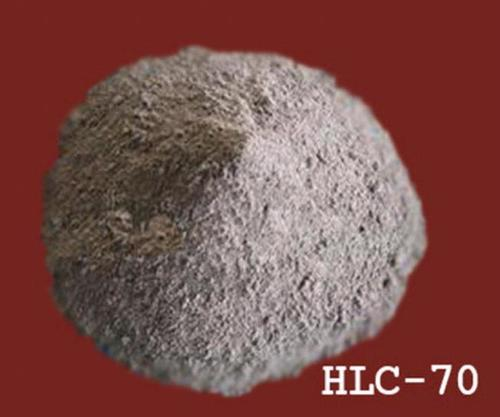 High Alumina Castable Refractory Cement For Alumina Foundry in