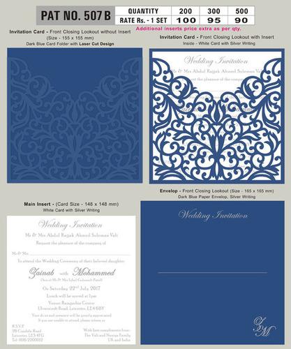 Wedding Invitations Cards At Best Price In Bharuch Gujarat
