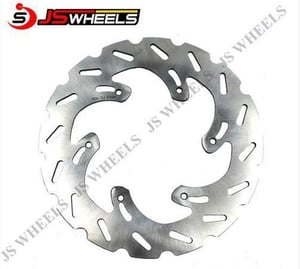 Oversized Front Floating Brake Disc Rotors For Racing Motorcycle