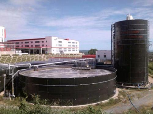 Bolted Steel Tank For Waste Water Treatment in Guangzhou & Bolted Steel Tank For Waste Water Treatment in Guangzhou Guangdong ...