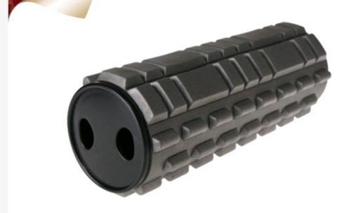 Gray Foam Hollow Massage Rollers