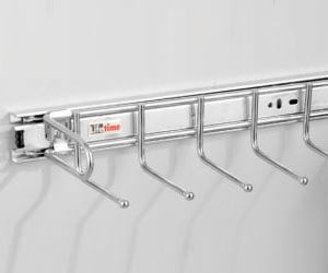 Tie Holder Pull-Out