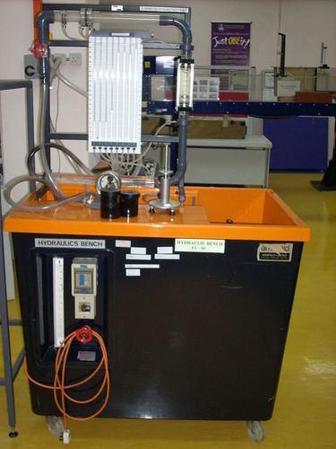 Flow Meter Demonstration Unit