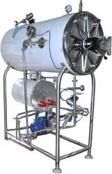 Automatic High Pressure Horizontal Steam Sterilizer