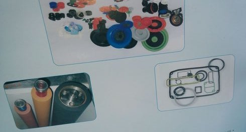Rubber Septa Pluge For Agriculture Industry