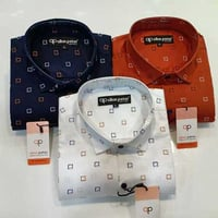 Attractive Design Cotton Shirt