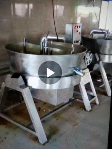 Electric Khoya Making Machine