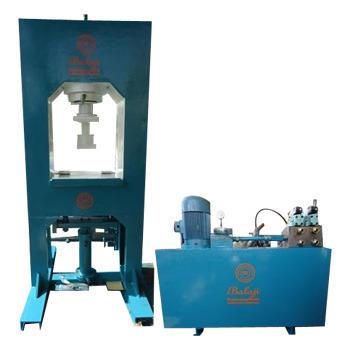 Demoulding Paver Hydraulic Press