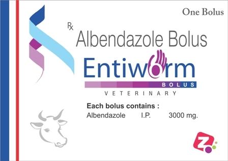 Entiworm Bolus