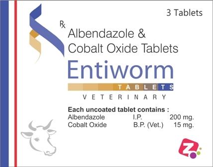 Entiworm Tablet