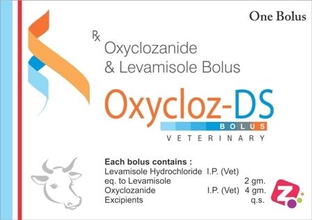 Oxycloz - Ds Bolus