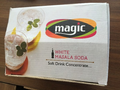 Magic Soft Drink Concentrate (White Masala Soda) - H  M