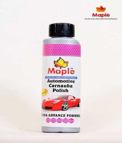 Car Body Polish (Wax Based)