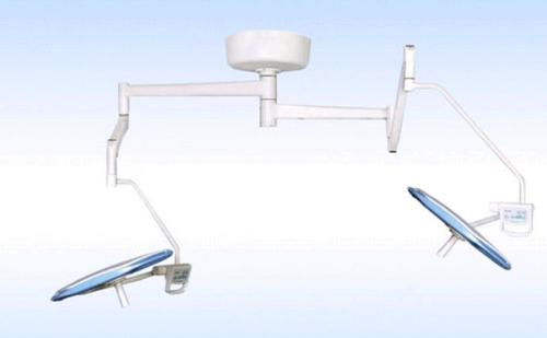 Double Head LED Shadowless Surgical Lamps