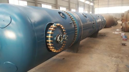 Glass Lined Column Tank