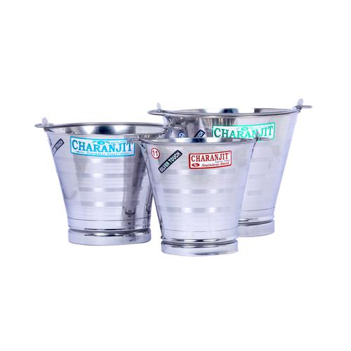 Stainless Steel Joint Bucket