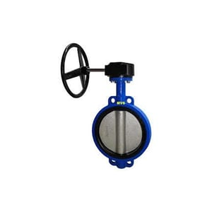 Industrial Tapped Butterfly Valve