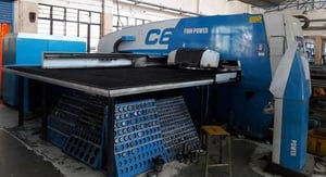 CNC Turret Punching Machine Financial Services