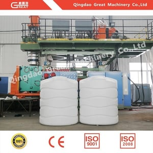 Plastics Machine For Water Tank And Road Barrier