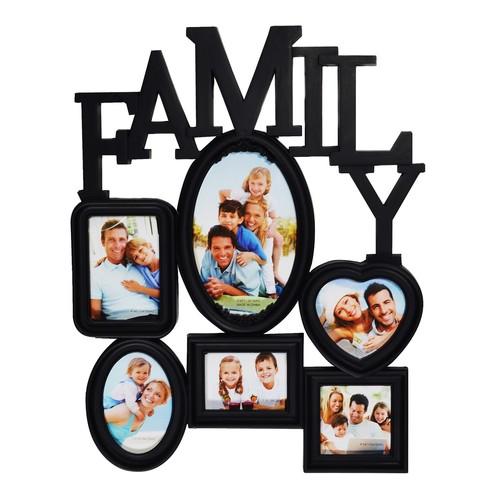 Wooden Family Frame