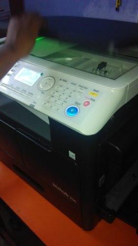 Konica Minolta Bizhub 206 Multifunction Copier