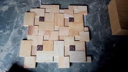 4d Sand Stone Walls Cladding Tiles