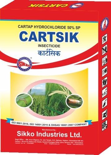 Cartsik Insecticide (Cartap Hydrochloride-50% Sp)