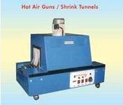 Industrial Hot Air Guns/Shrink Tunnels