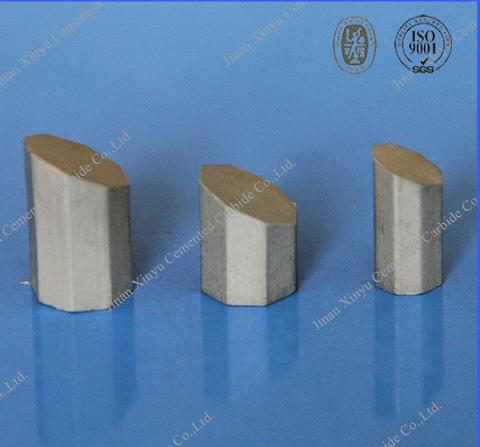 Tungsten Carbide Wear Resistance Carbide Strips for Mineral Exploration